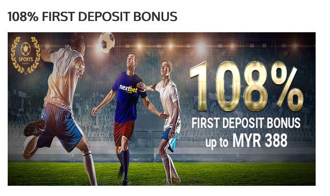 DepositBonusNextbet