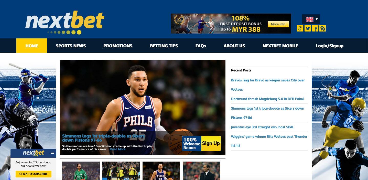 Nextbet_sportsbook