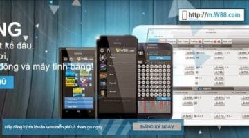 W88 mobile dành cho di động
